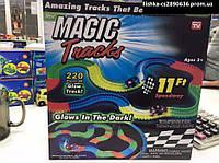 Magic tracks конструктор светиться 220