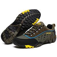 НаоткрытомвоздухеИзносостойкиеНескользящиеМужчины Спортивный Бег Спорт Восхождение Обувь для походов