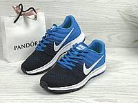 Женские кроссовки Nike Air Max  2017 (синие), ТОП-реплика, фото 1