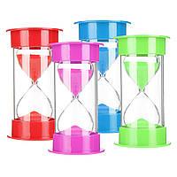 30 мин Минут Песчаный песок Песочные часы Таймер Часы Домашний декор SEN ASD ADHD