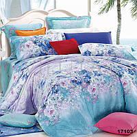 Двуспальный комплект постельного белья VILUTA ранфорс 17103