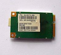 299 Wi-Fi Atheros AR5007EG AR5BXB63 802.11 b/g Mini PCI-Express 54 Mbps модуль для ноутбука