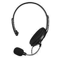 Wired Chat Headset Game Наушники Микрофон w80cm Кабель для Microsoft Xbox One