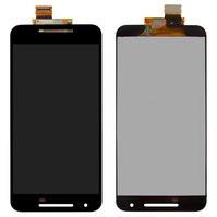 Дисплей (экран) для LG H791 Nexus 5X с сенсором (тачскрином) черный Оригинал