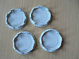 Колпачок серый  60,0/56,5/57,5мм 4шт вставка Alessio заглушка диаметры в на литой диск пластиковая 8 ножек №05, фото 2