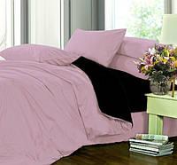 Двуспальное постельное белье, сатин однотонный, 100% хлопок