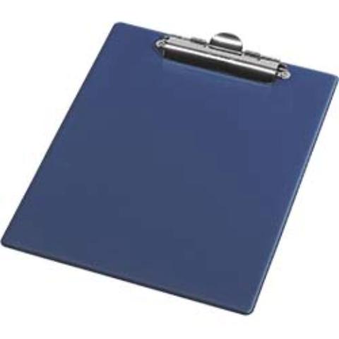Клипборд Panta Plast, А5, PVC, темно-синий
