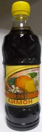 Добриво Рост Лимон 0,5л (Киссон)