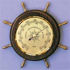 Барометр бытовой FISCHER 1768-12