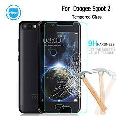 Защитное стекло для Doogee Shoot 2