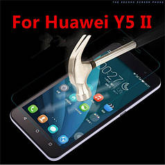 Защитное стекло Huawei Y5 II / Y5 2 / Y6 Elite