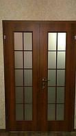 Двері Verto Стандарт 2А колір Горіх «Симплекс»