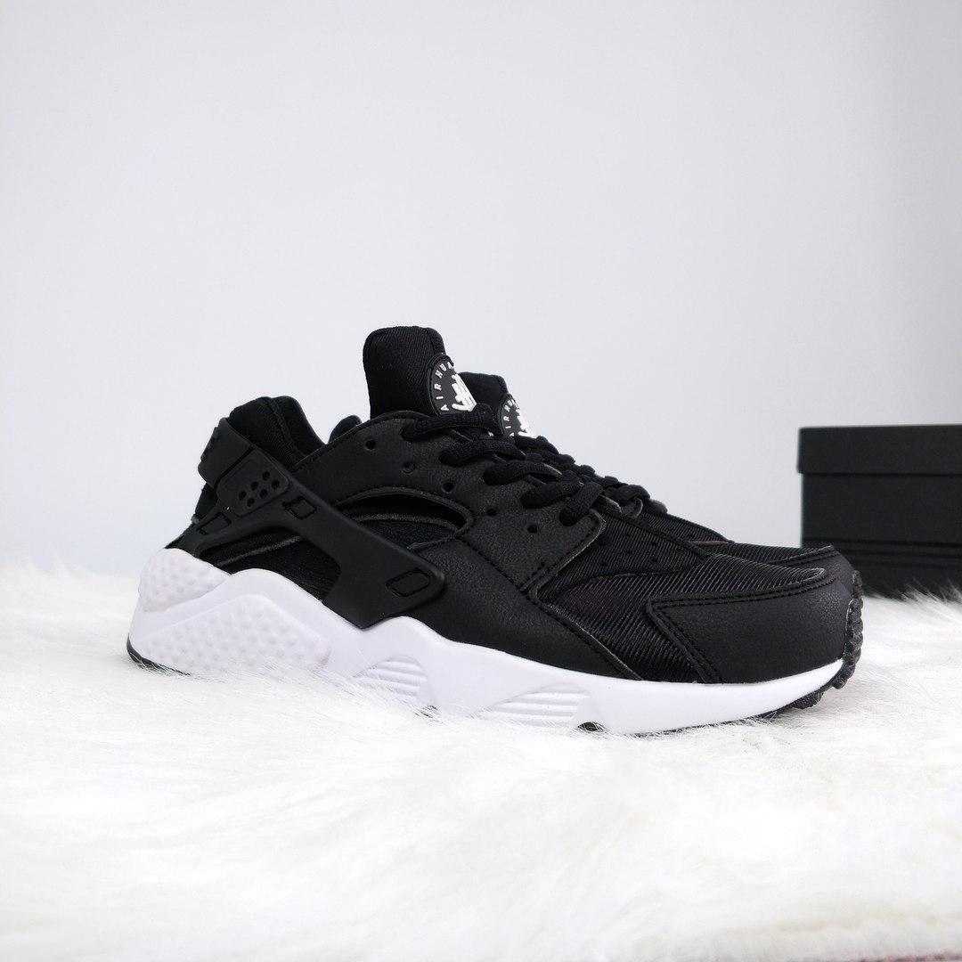 Nike Air Huarache Black White  1f3e607eee9ac