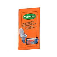 Средство для выгребных ям и септиков Microbec Ultra с ароматом лимона 25 г