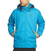 Ветровка спортивная мужская adidas Men's Hiking Wandertag Jacket D81993 адидас, фото 1