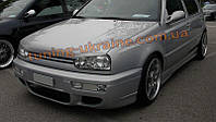Бедлук (накладка на капот) для Volkswagen Golf 3 1991-1997