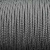 Paracord Type III 550 Серый 10 м