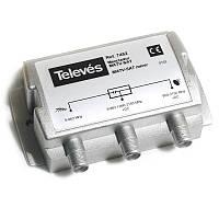 Диплексер Televes TV-SAT(DC) ref. 7452