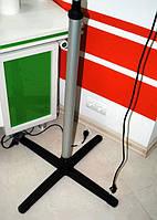 Телескопическая стойка для обогревателя алюминиевая