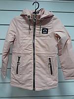 Курточка демисезонная для девочки 28081
