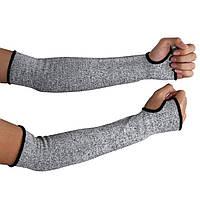 Защитная защитная рукав с защитой от ударов Защитная защитная рабочая перчатка