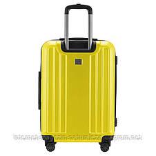 Чемоданы дорожные Hauptstadtkoffer Xberg maxi желтый матовый, фото 3