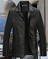 9a524145603 Длинные кожаные куртки мужские в Украине. Сравнить цены
