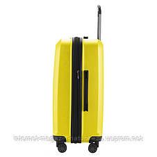 Чемоданы дорожные Hauptstadtkoffer Xberg maxi желтый матовый, фото 2