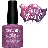 СND SHELLAC BUTTERFLY QUEEN 7.3 МЛ