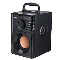 A10 Bluetooth Беспроводной стереодинамик FM Радио Поддержка TF USB с Дистанционное Управление