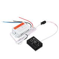 Touch ON/OFF Датчик Переключатель для энергосберегающего зеркала для ванной LED Освещение AC170-240V