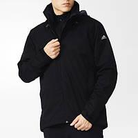 Ветровка спортивная мужская adidas 2-Layer Wandertag Solid Jacket AO2070 адидас