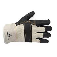 BIKIGHT Износоустойчивые Перчатки Кожаные перчатки Анти Защитные машины для защиты от разрывов Защитные перчатки