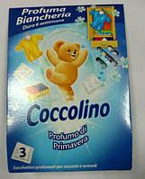 """Coccolino ароматизированные салфетки """"Свежесть весны"""" (3 шт)"""