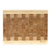 Маленькая бамбуковая разделочная доска 28см Earthchef Bamboo 3600275