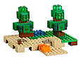 """Конструктор Майнкрфт """"Верстак 2.0"""" Bela 10733 (аналог Lego Minecraft, лего майнкрафт 21135) 723 дет, фото 6"""