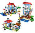 "Конструктор лего майнкрафт Аналог Lego Minecraft Lele 33019 ""Домик на морском побережье"" 470 дет, фото 3"