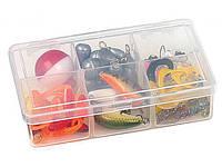 Коробка рыболовная пластиковая 1002 Flambeau, 12,1х8,3х3,5см