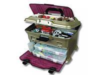 Ящик рибальський пластиковий Flambeau Multiloader Pro T4P (з коробками) 27,2х34,8х32см