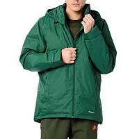 Куртка спортивная мужская непромокаемая adidas Outdoor Jacket HT WT PADDED J A98396 адидас