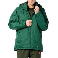 Куртка спортивная мужская непромокаемая adidas Outdoor Jacket HT WT PADDED J A98396 адидас, фото 1