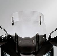 Ветровое стекло Suzuki DL650 / 1000 V-Strom затемненное с регулировкой