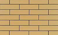 Клинкер на фасад Cerrad Песочная гладкая 6,5х24,5