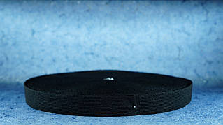 Резинка бельевая 20 мм чёрный
