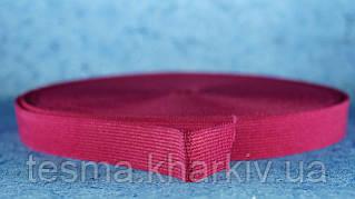 Резинка бельевая 20 мм малиновый