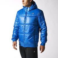 Куртка спортивная мужская adidas Men's Padded Jacket M67275 адидас