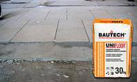 UNIFLOOR -  Цветной тонкослойный  цементно-полимерный пол  (15-25мм)