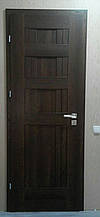 Двери Verto Лада-Лофт 3.0 цвет Дуб британский «Verto-CELL»