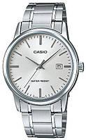 Мужские наручные часы Casio MTP-V002D-7AUDF серебристый