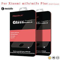 Защитное стекло Mocolo для Xiaomi Mi5s полноэкранное черное